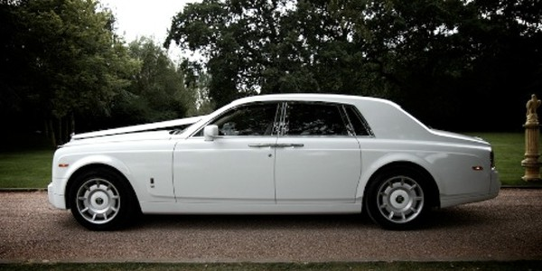 Rolls Royce Phantom Hire Wigan