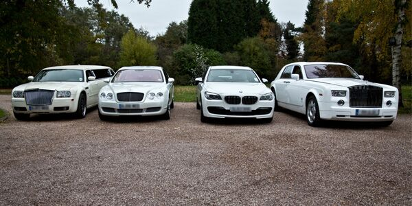 Wedding Cars Nantwich