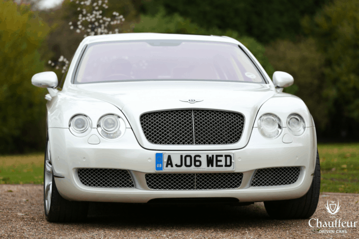 Bentley Flying Spur Wedding Car