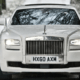 Rolls Royce Ghost Wedding Car