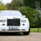 Rolls Royce Phantom Wedding Car