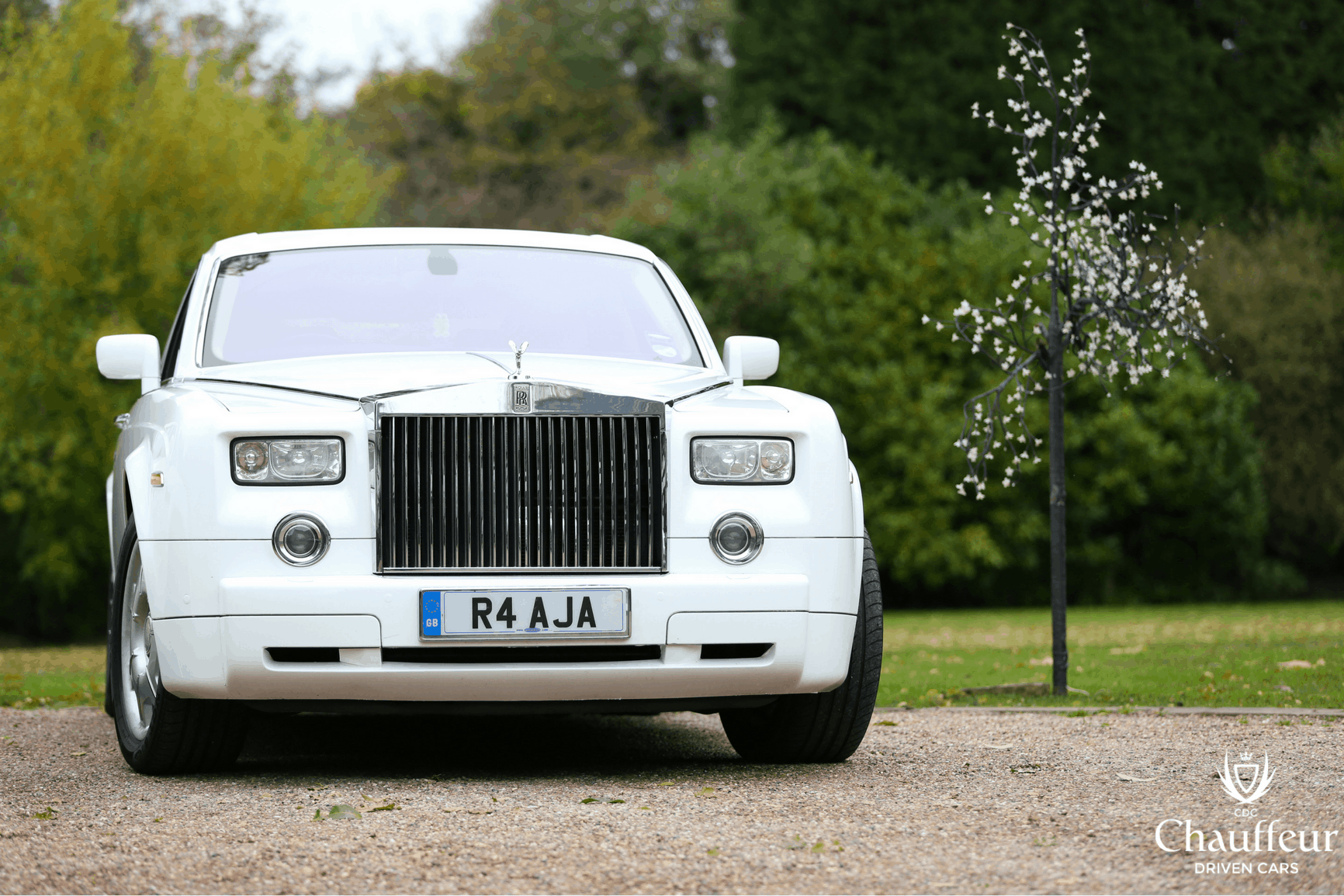 Rolls Royce Phantom Hire Blackpool