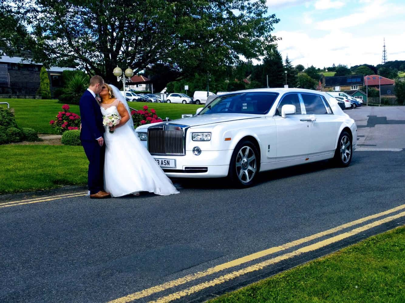 Rolls Royce Phantom Hire Bury