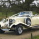 Beauford Vintage Wedding Car