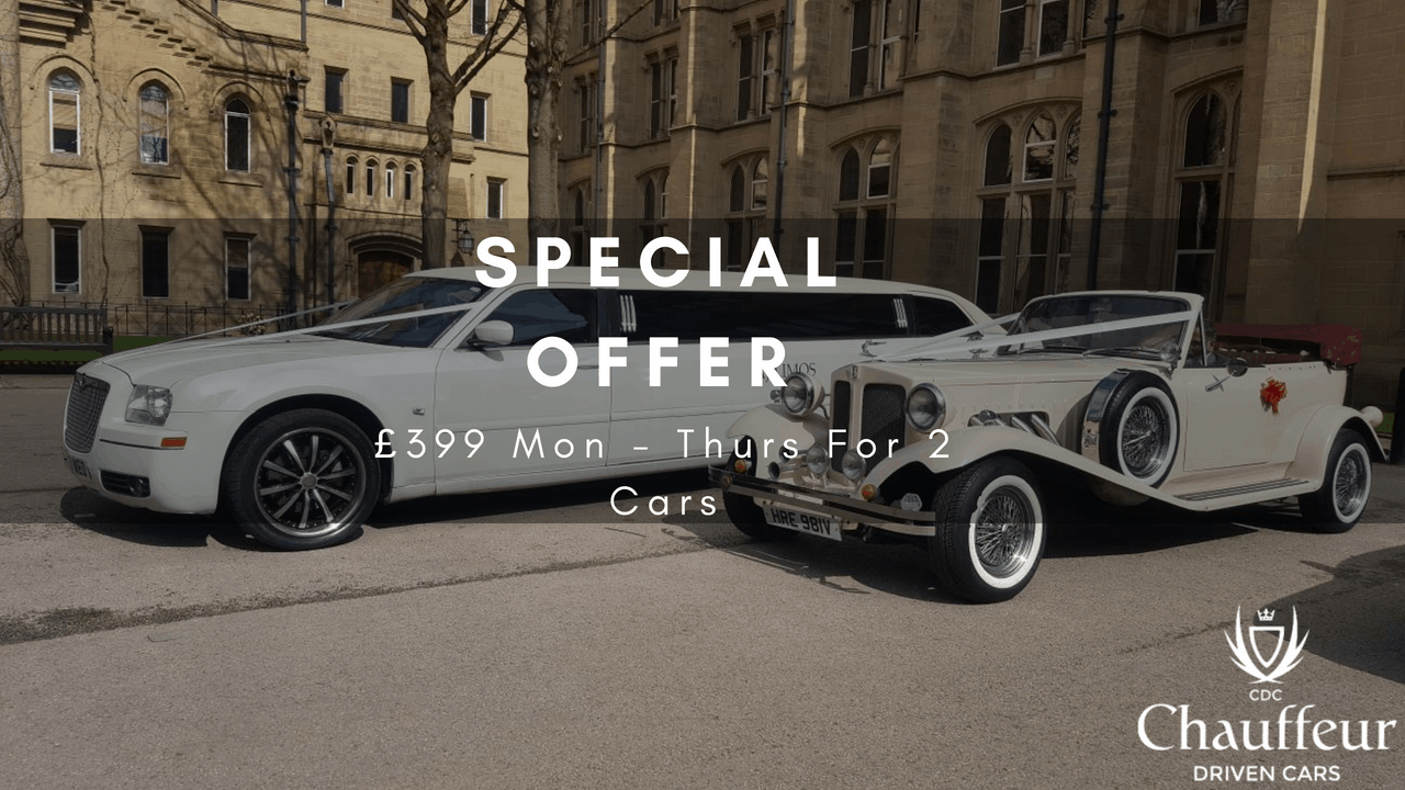 Wedding Cars Manchester Offer On Vintage Car And Limousine