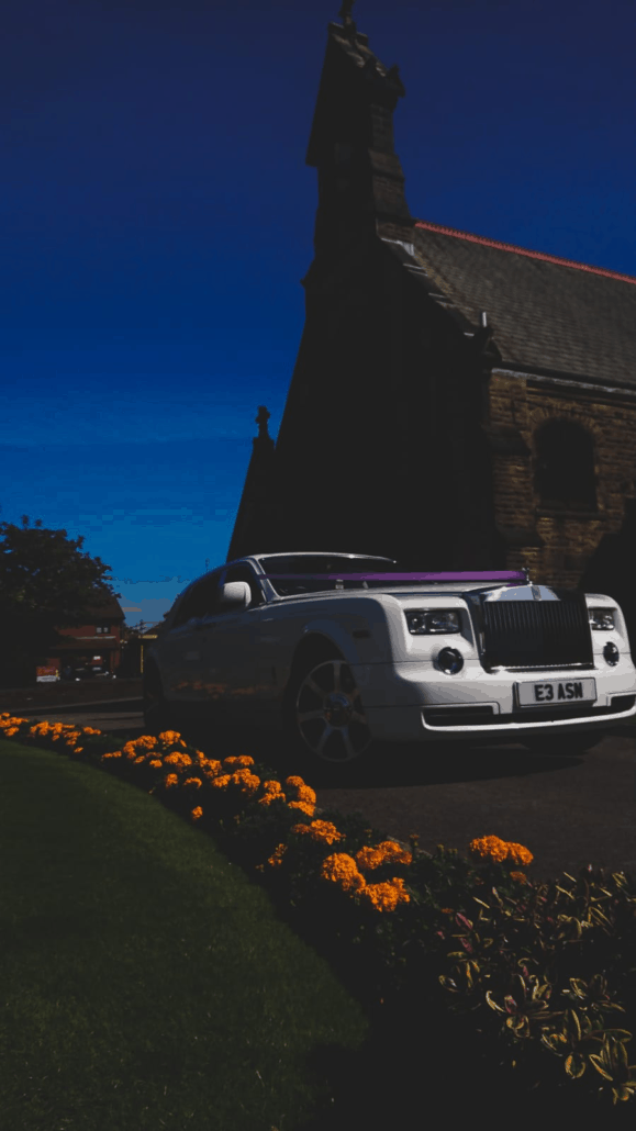 Wedding Cars Hire Liverpool. Rolls Royce Hire Liverpool