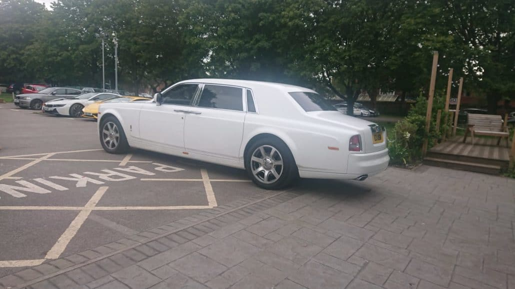 Rolls Royce Hire Chester