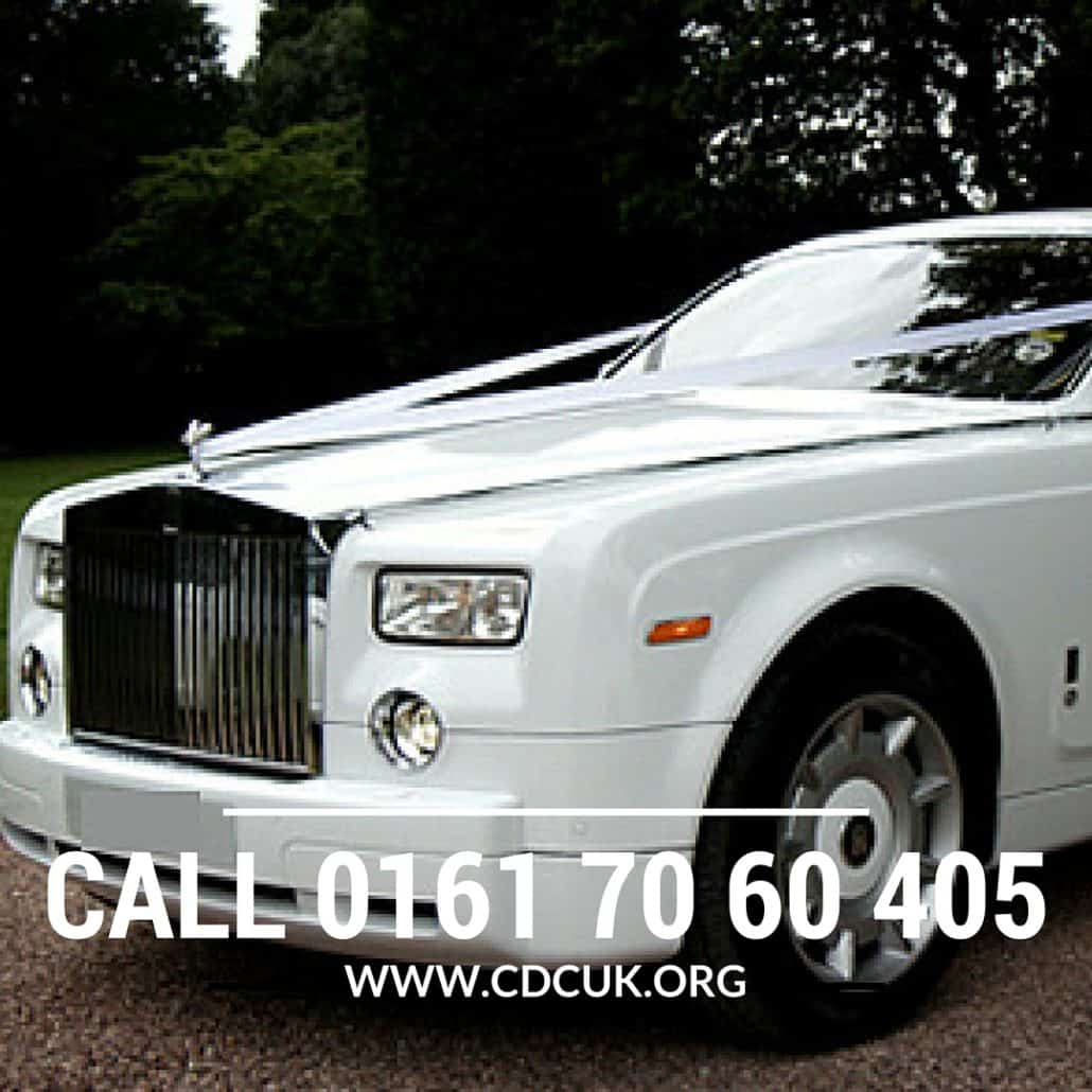 Rolls Royce Phantom Hire in Liverpool
